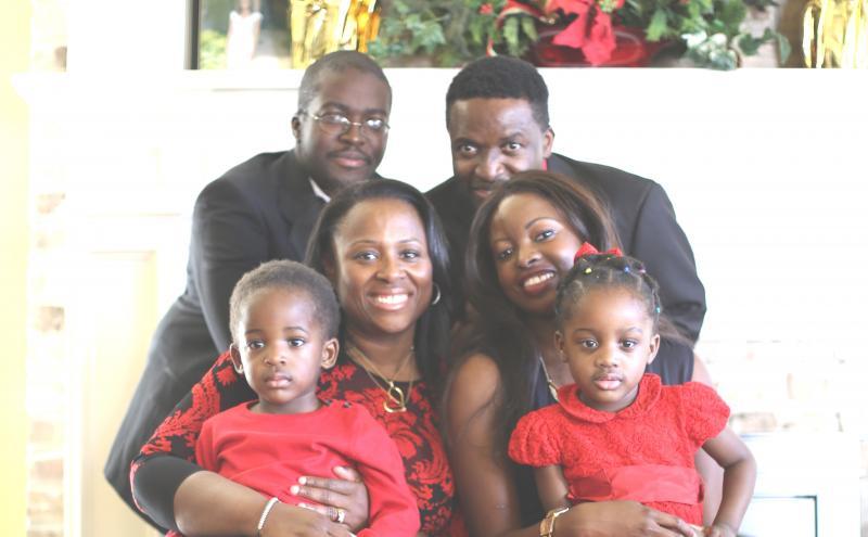 Deji Olusanya Foundation Deji S Life Story